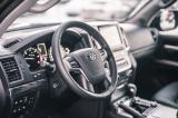 Перешив салона + аквапринт в Toyota LC200